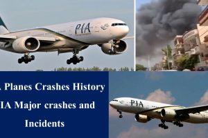 PIA Plane Crashed History
