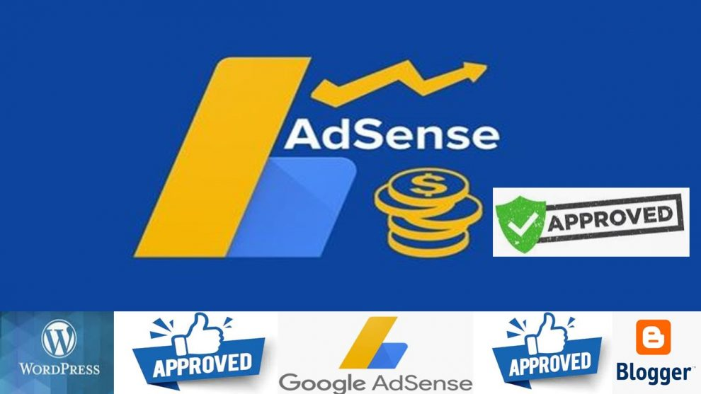 Basic requirements for google adsense approval for a blog