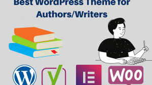 Best WordPress Theme for Authors_Writers